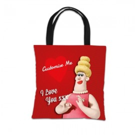 Aardman Wallace And Gromit Piella Tote Bag