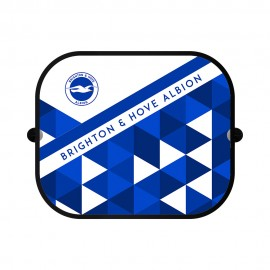 Brighton & Hove Albion FC Patterned Car Sunshade