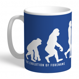 Everton FC Evolution Mug