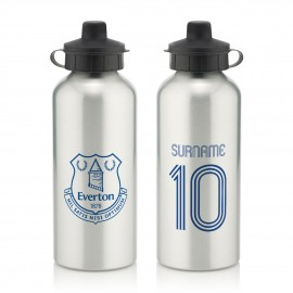 Everton FC Retro Shirt Water Bottle