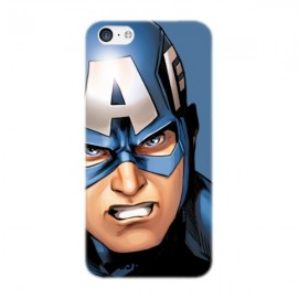 Marvel Avengers Assemble Captain America iPhone 5C Clip Case