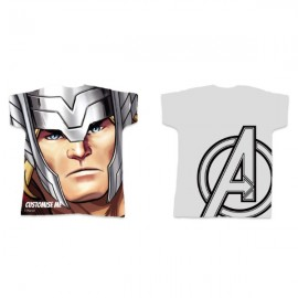 Marvel Avengers Assemble Thor 11/12 Years Kids Fitted T-Shirt