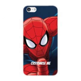Marvel Ultimate Spider-Man Print iPhone 5C Clip Case