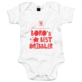 Middlesbrough FC Best Dribbler Baby Bodysuit