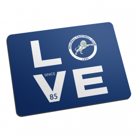 Millwall Love Mouse Mat