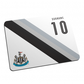 Newcastle United FC Stripe Mouse Mat