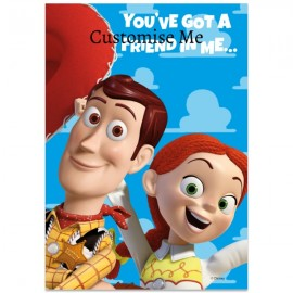 Poster - Disney Toy Story 'You've Got A Friend In Me'