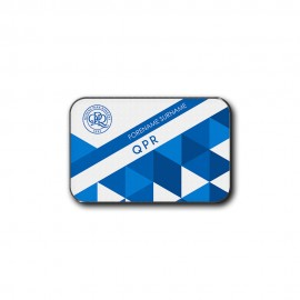 Queens Park Rangers FC Patterned Rear Car Mat