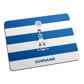 Queens Park Rangers FC Player Figure Mouse Mat