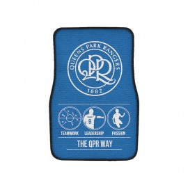 Queens Park Rangers FC Way Front Car Mat