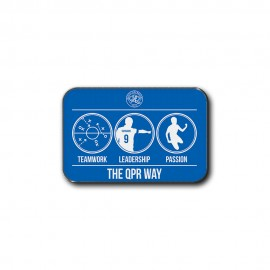 Queens Park Rangers FC Way Rear Car Mat