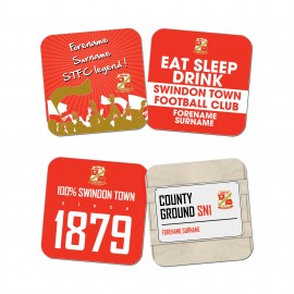 Swindon Town Coasters