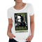 Star Wars Boba Pop Art Womens T-shirt